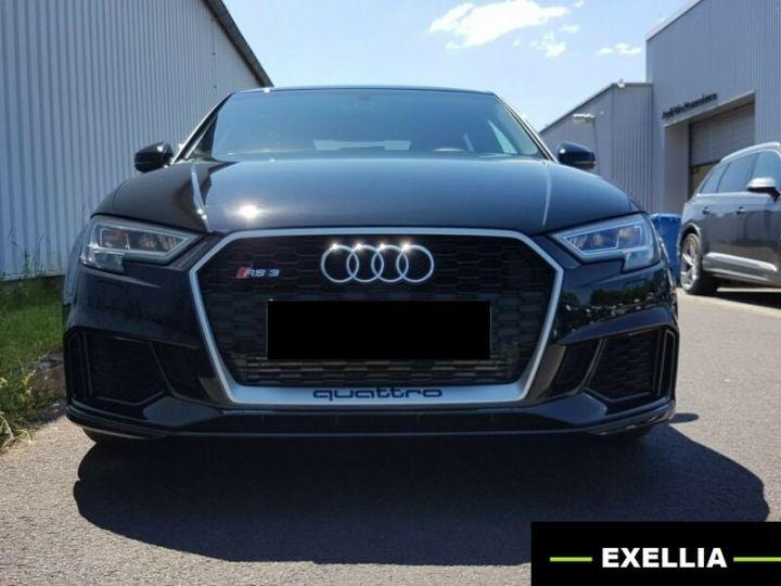 Audi RS3 LIMOUSINE 2.5 TFSI S TRONIC 400CV NOIR Occasion - 2