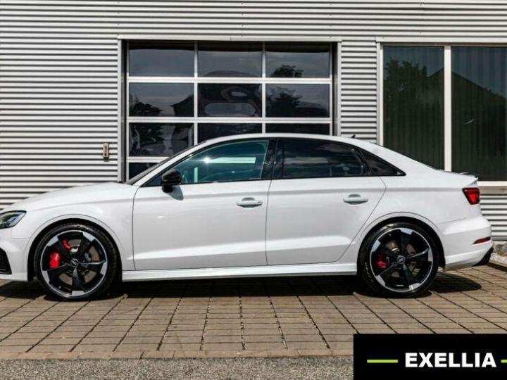 Audi RS3 LIMOUSINE 2.5 TFSI S TRONIC 400CV BLANC  Occasion - 4