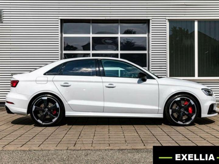 Audi RS3 LIMOUSINE 2.5 TFSI S TRONIC 400CV BLANC  Occasion - 5
