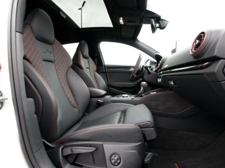 Audi RS3 LIMOUSINE 2.5 TFSI S TRONIC 400CV BLANC  Occasion - 6