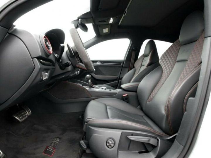 Audi RS3 LIMOUSINE 2.5 TFSI S TRONIC 400CV BLANC  Occasion - 11