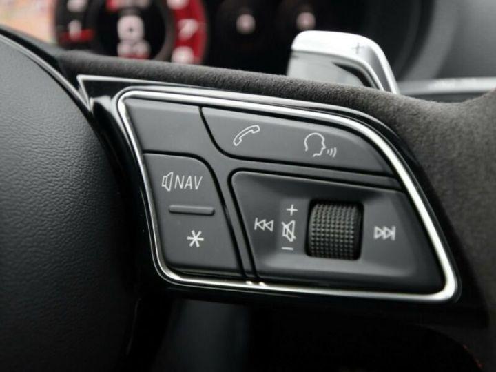 Audi RS3 LIMOUSINE 2.5 TFSI S TRONIC 400CV BLANC  Occasion - 14
