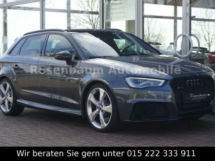 Audi RS3 SLINE gris daytona  - 2