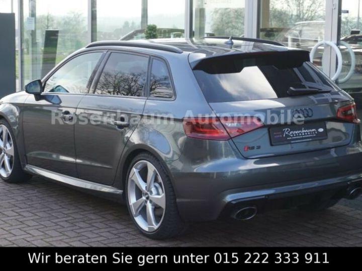 Audi RS3 SLINE gris daytona  - 6