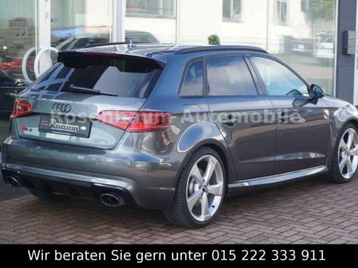 Audi RS3 SLINE gris daytona  - 9