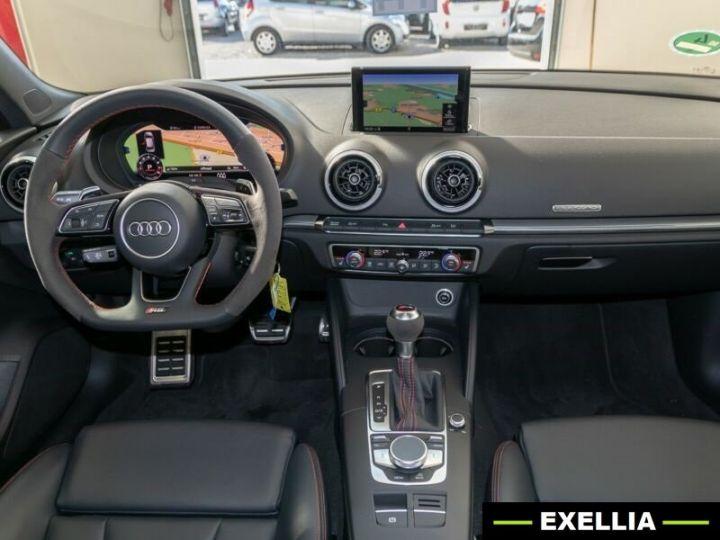 Audi RS3 Sportback  NOIR PEINTURE METALISE  Occasion - 8