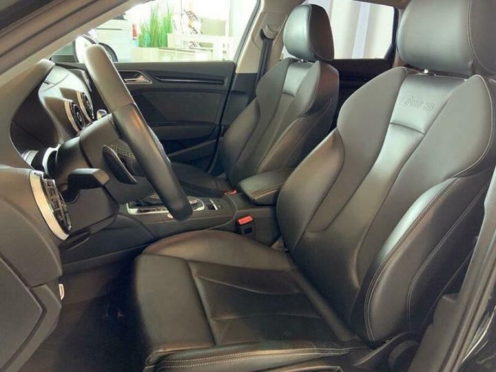 Audi RS3 Sportback Noir - 5