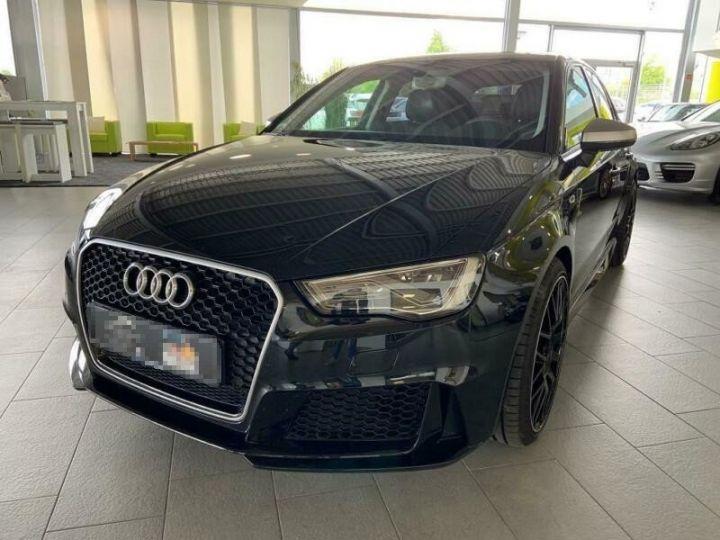 Audi RS3 Sportback Noir - 1