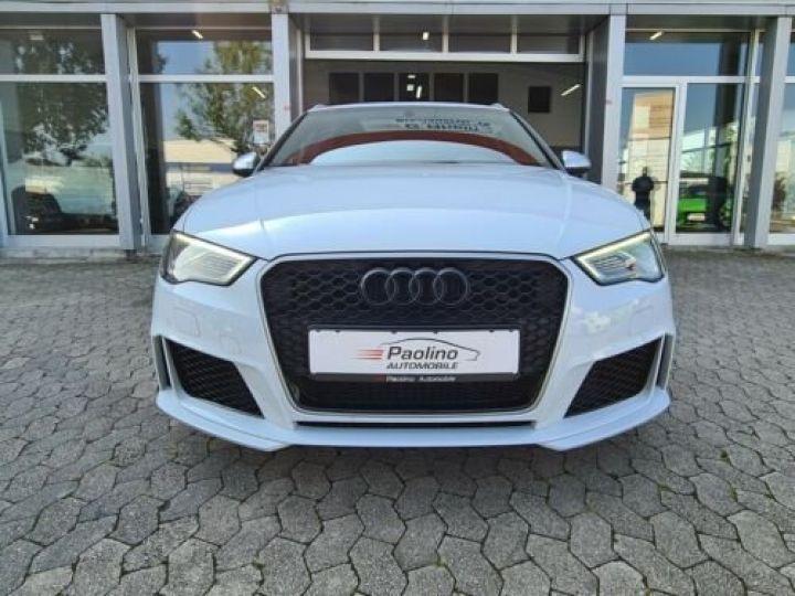 Audi RS3 Sportback Blanc - 2