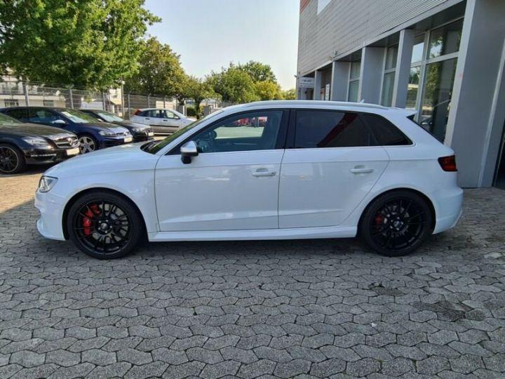 Audi RS3 Sportback Blanc - 3