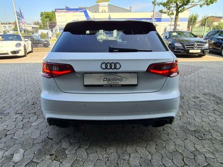 Audi RS3 Sportback Blanc - 5