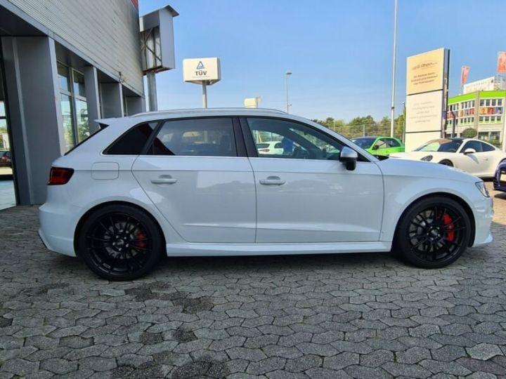Audi RS3 Sportback Blanc - 7