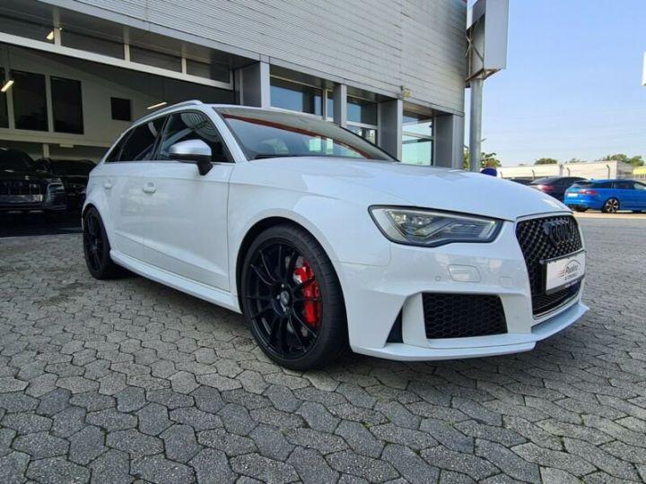 Audi RS3 Sportback Blanc - 8