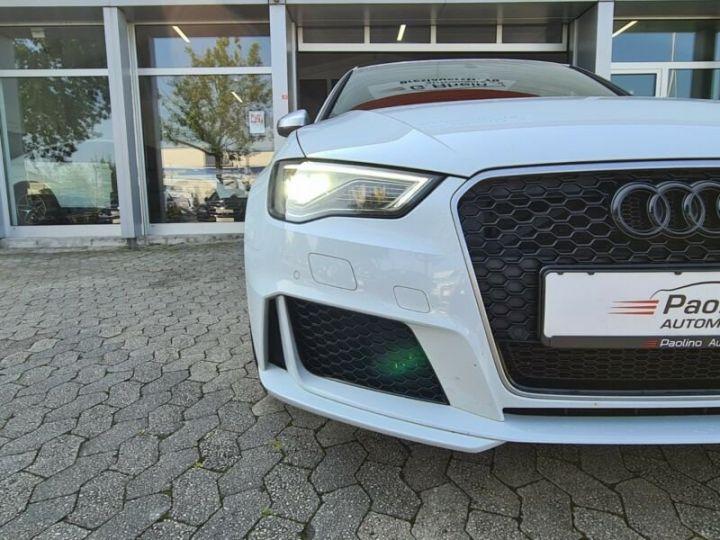 Audi RS3 Sportback Blanc - 9