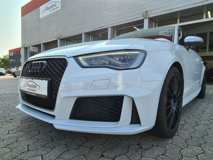 Audi RS3 Sportback Blanc - 10