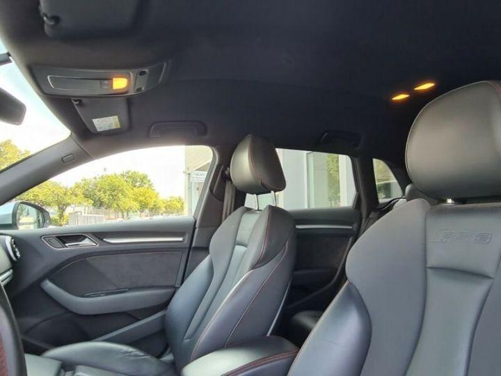 Audi RS3 Sportback Blanc - 16