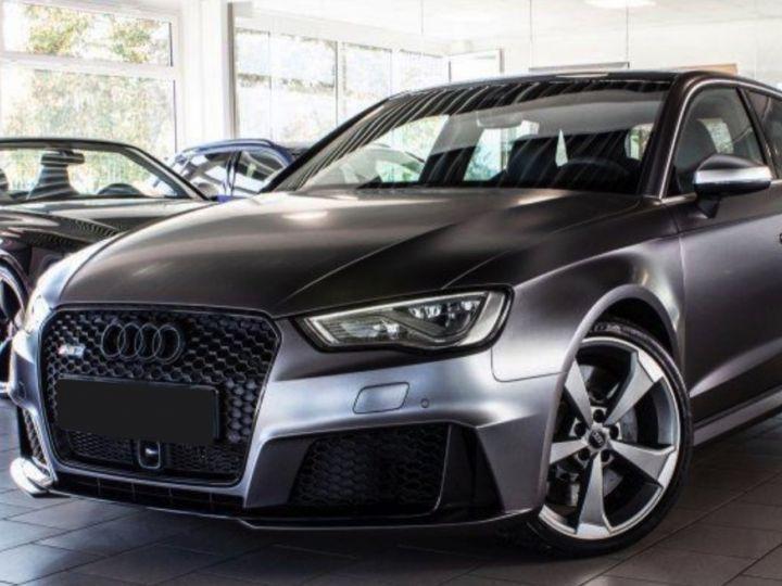 Audi RS3 SPORTBACK 2.5 QUATTRO 2.5 TFSI  Gris Mat - 1