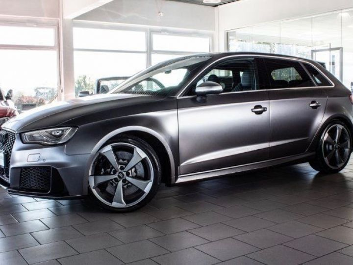 Audi RS3 SPORTBACK 2.5 QUATTRO 2.5 TFSI  Gris Mat - 2