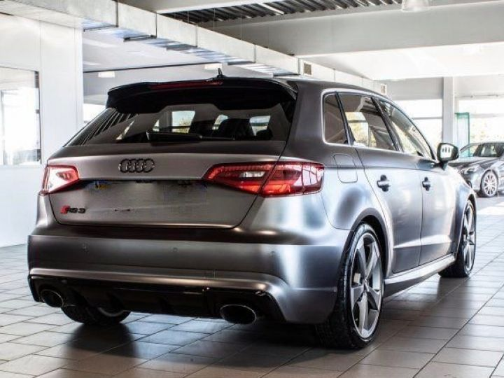 Audi RS3 SPORTBACK 2.5 QUATTRO 2.5 TFSI  Gris Mat - 3