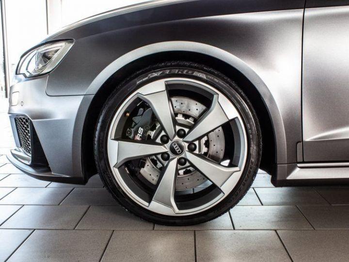 Audi RS3 SPORTBACK 2.5 QUATTRO 2.5 TFSI  Gris Mat - 4