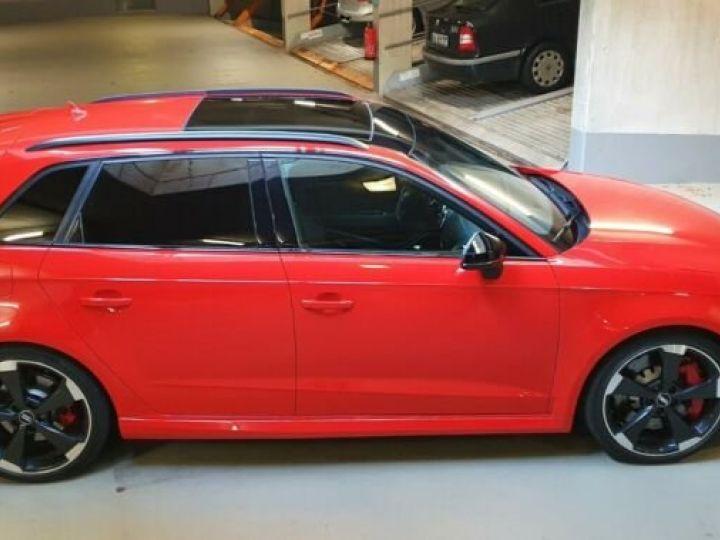 Audi RS3 Sportback 2.5 TFSI rouge - 3