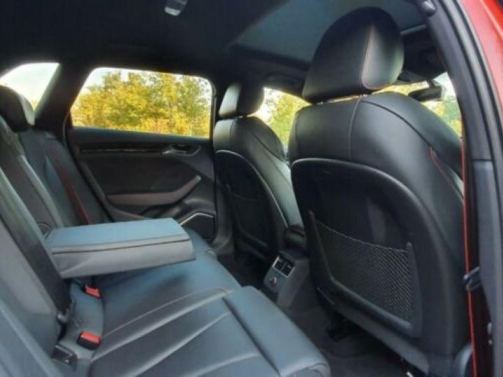 Audi RS3 Sportback 2.5 TFSI rouge - 5