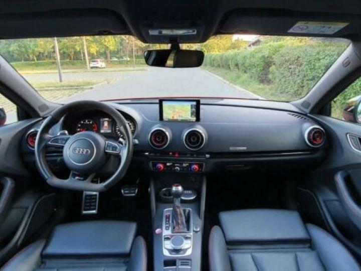 Audi RS3 Sportback 2.5 TFSI rouge - 6
