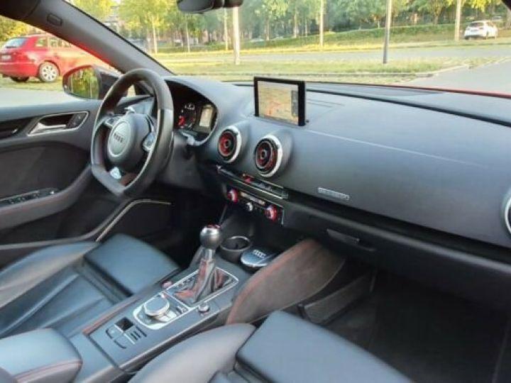 Audi RS3 Sportback 2.5 TFSI rouge - 10
