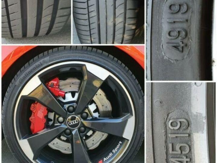 Audi RS3 Sportback 2.5 TFSI rouge - 12