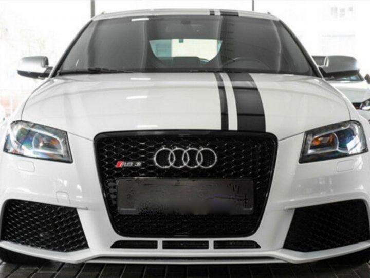 Audi RS3 SPORTBACK 2.5 TFSI 340 Blanc métallisé - 1