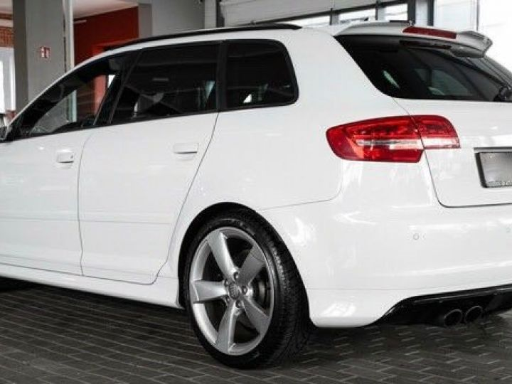 Audi RS3 SPORTBACK 2.5 TFSI 340 Blanc métallisé - 2