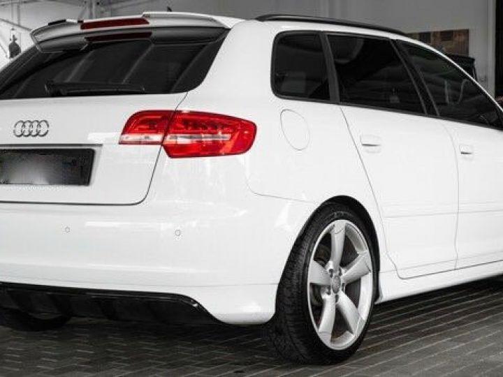 Audi RS3 SPORTBACK 2.5 TFSI 340 Blanc métallisé - 4