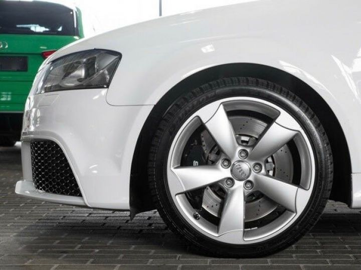 Audi RS3 SPORTBACK 2.5 TFSI 340 Blanc métallisé - 16