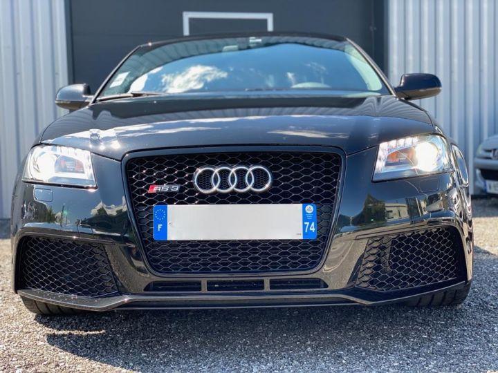 Audi RS3 SPORTBACK 2.5 TFSI 340 Quattro S-Tronic A Noir - 1