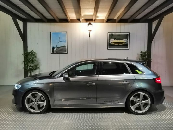 Audi RS3 SPORTBACK 2.5 TFSI 367 CV QUATTRO BVA Blanc - 1