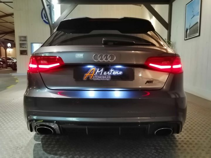 Audi RS3 SPORTBACK 2.5 TFSI 367 CV QUATTRO BVA Blanc - 4