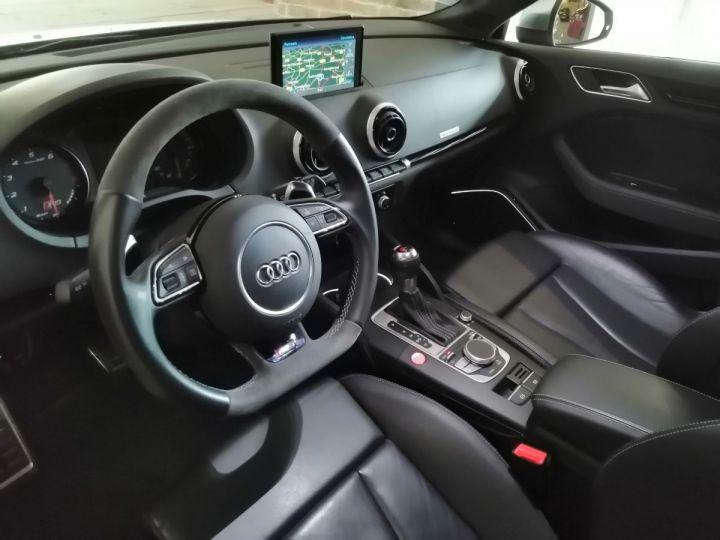 Audi RS3 SPORTBACK 2.5 TFSI 367 CV QUATTRO BVA Blanc - 5