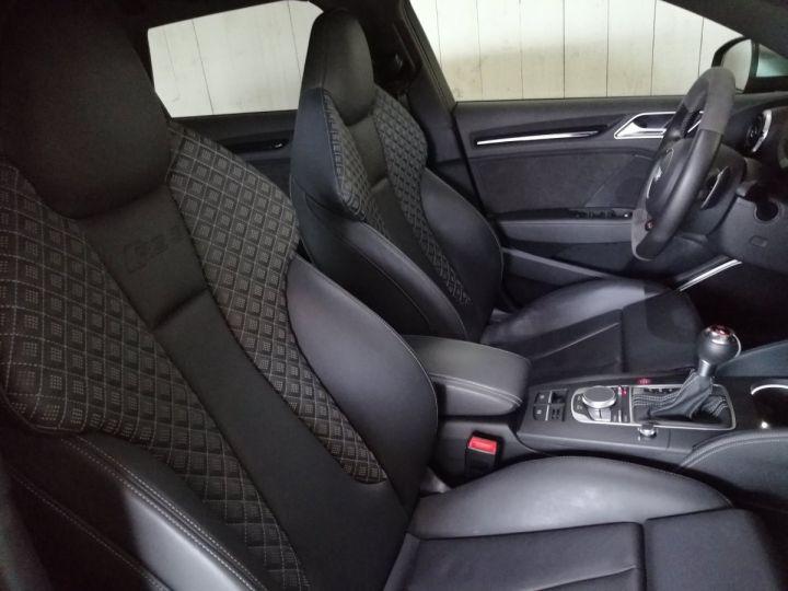 Audi RS3 SPORTBACK 2.5 TFSI 367 CV QUATTRO BVA Blanc - 10