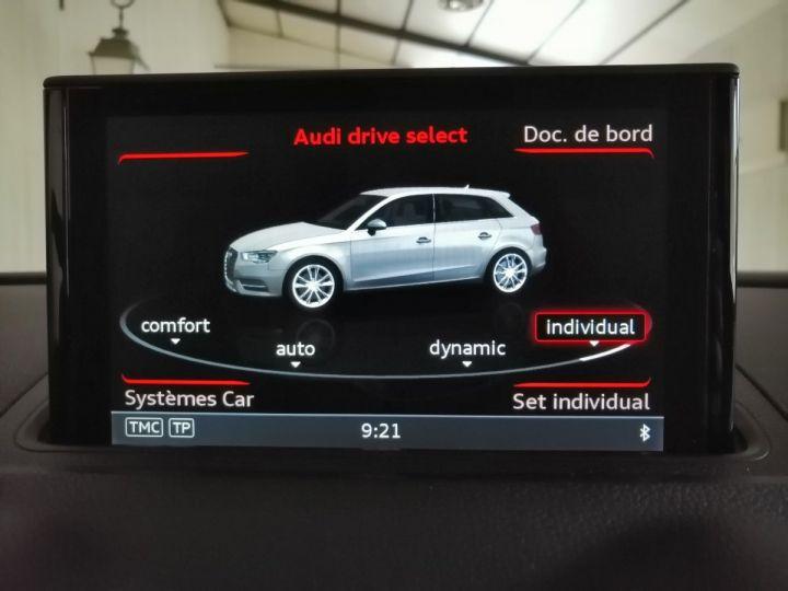 Audi RS3 SPORTBACK 2.5 TFSI 367 CV QUATTRO BVA Blanc - 17