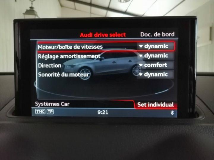 Audi RS3 SPORTBACK 2.5 TFSI 367 CV QUATTRO BVA Blanc - 18