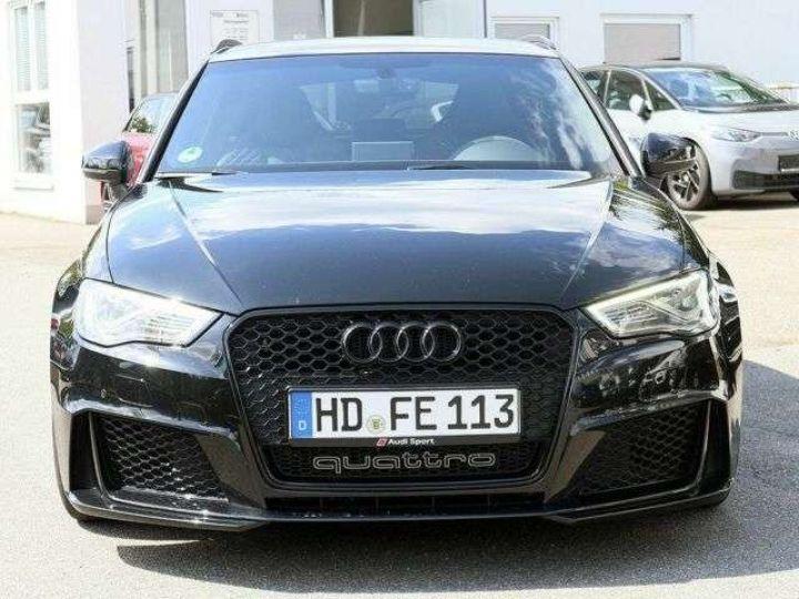 Audi RS3 Sportback 2.5 TFSI 367 Quattro S tronic 7 / GPS / Jantes 21 pouces / Garantie 12 mois Noir métallisée  - 1