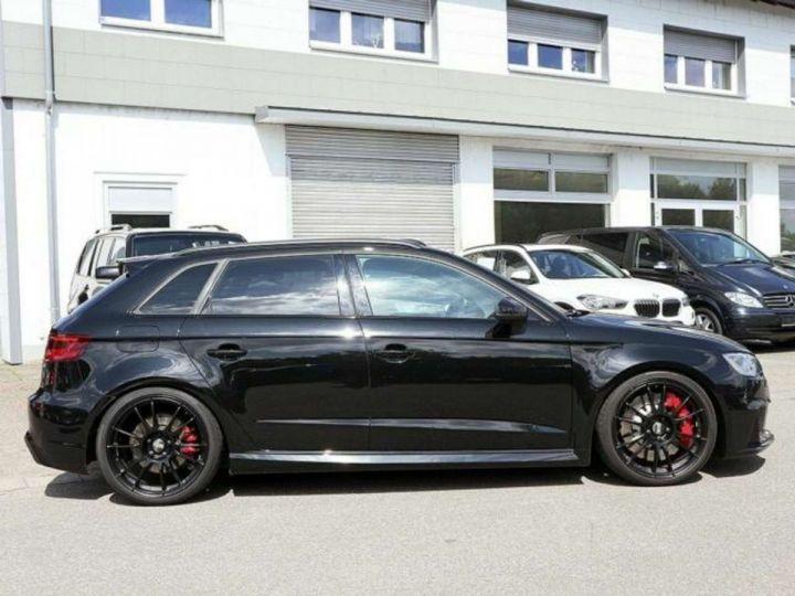 Audi RS3 Sportback 2.5 TFSI 367 Quattro S tronic 7 / GPS / Jantes 21 pouces / Garantie 12 mois Noir métallisée  - 3