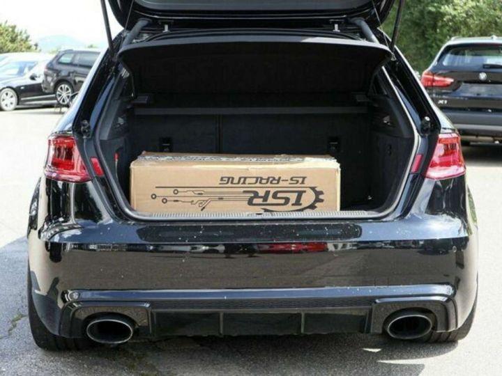Audi RS3 Sportback 2.5 TFSI 367 Quattro S tronic 7 / GPS / Jantes 21 pouces / Garantie 12 mois Noir métallisée  - 4
