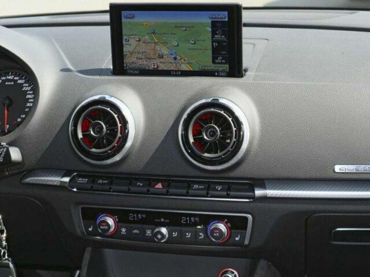 Audi RS3 Sportback 2.5 TFSI 367 Quattro S tronic 7 / GPS / Jantes 21 pouces / Garantie 12 mois Noir métallisée  - 10