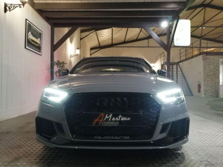 Audi RS3 SPORTBACK 2.5 TFSI 400 CV QUATTRO BVA Noir - 3