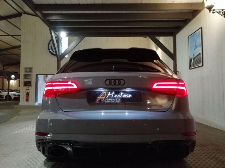 Audi RS3 SPORTBACK 2.5 TFSI 400 CV QUATTRO BVA Noir - 4