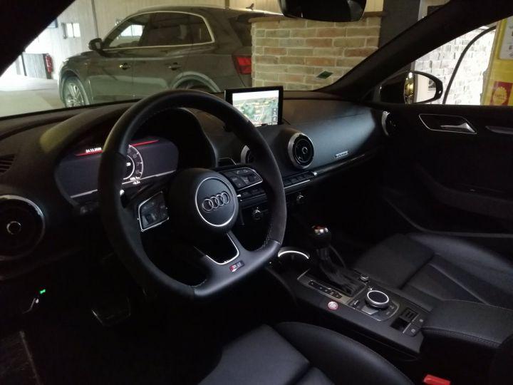 Audi RS3 SPORTBACK 2.5 TFSI 400 CV QUATTRO BVA Noir - 5