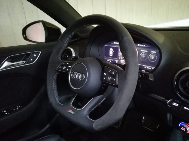 Audi RS3 SPORTBACK 2.5 TFSI 400 CV QUATTRO BVA Noir - 7