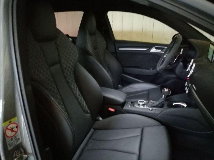 Audi RS3 SPORTBACK 2.5 TFSI 400 CV QUATTRO BVA Noir - 8