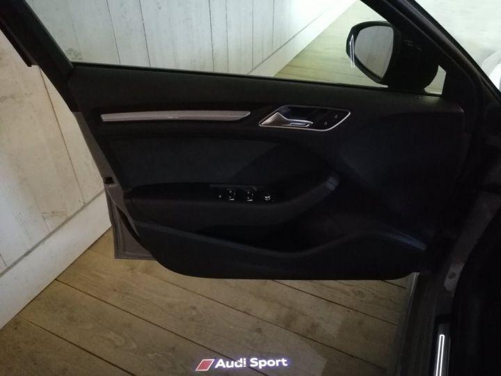Audi RS3 SPORTBACK 2.5 TFSI 400 CV QUATTRO BVA Noir - 9